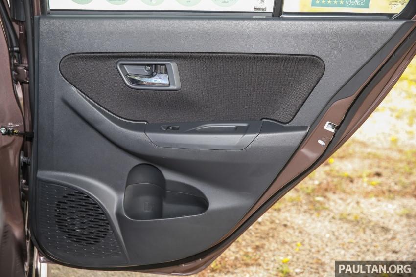 GALERI: Perodua Axia vs Bezza – persaingan keluarga Image #544828