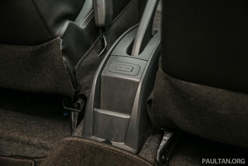 GALERI: Perodua Axia vs Bezza – persaingan keluarga Image #544829