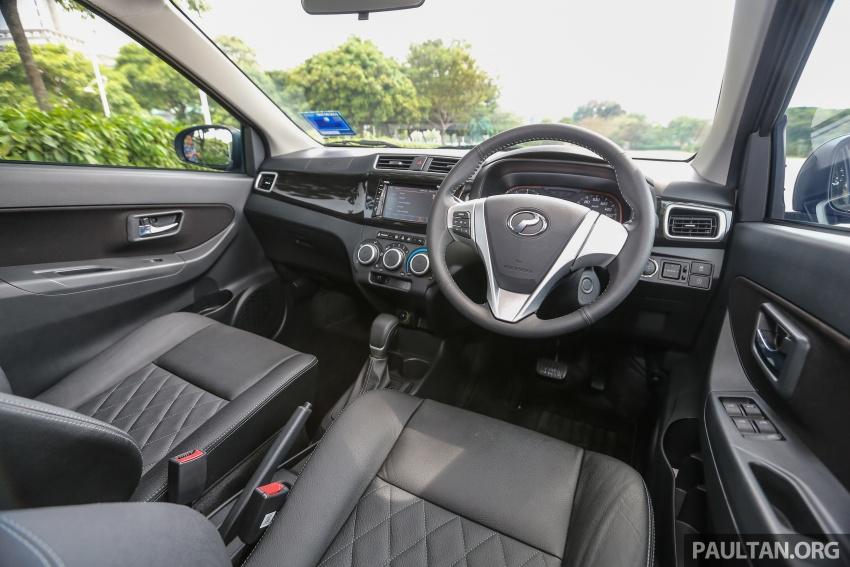 GALERI: Perodua Axia vs Bezza – persaingan keluarga Image #544832