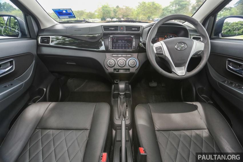 GALLERY: Perodua Bezza vs Axia – sibling rivalry Image #544462