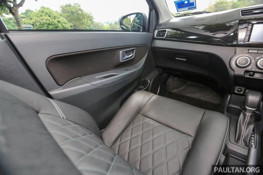 GALERI: Perodua Axia vs Bezza – persaingan keluarga Image #544834