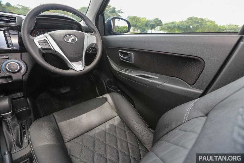 GALLERY: Perodua Bezza vs Axia – sibling rivalry Image #544464