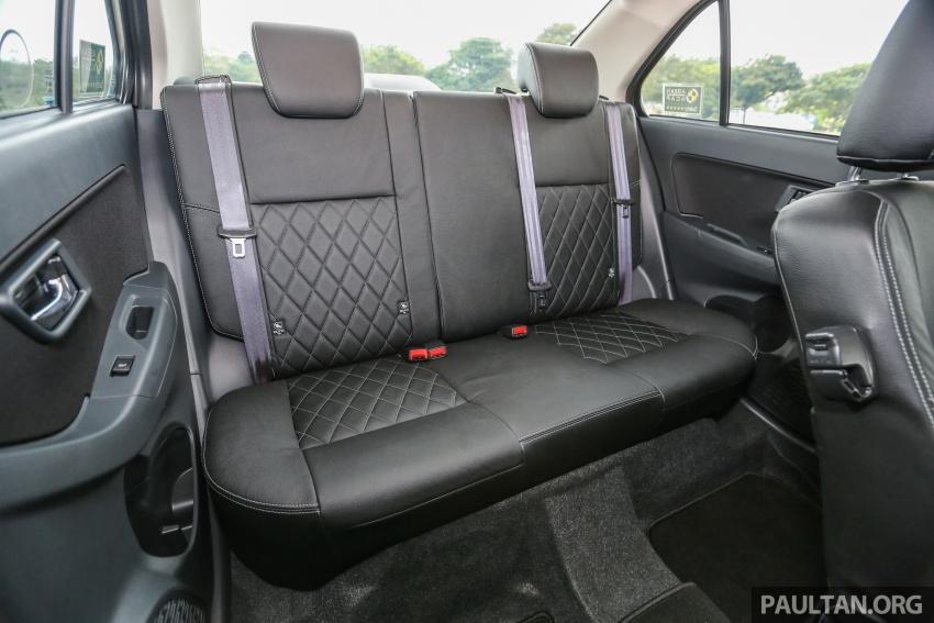 GALERI: Perodua Axia vs Bezza – persaingan keluarga Image #544839
