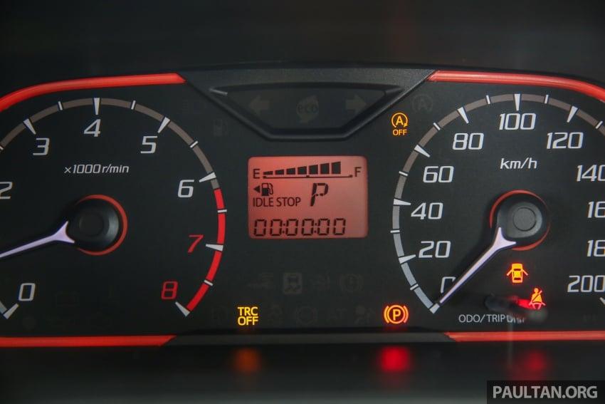 GALERI: Perodua Axia vs Bezza – persaingan keluarga Image #544806