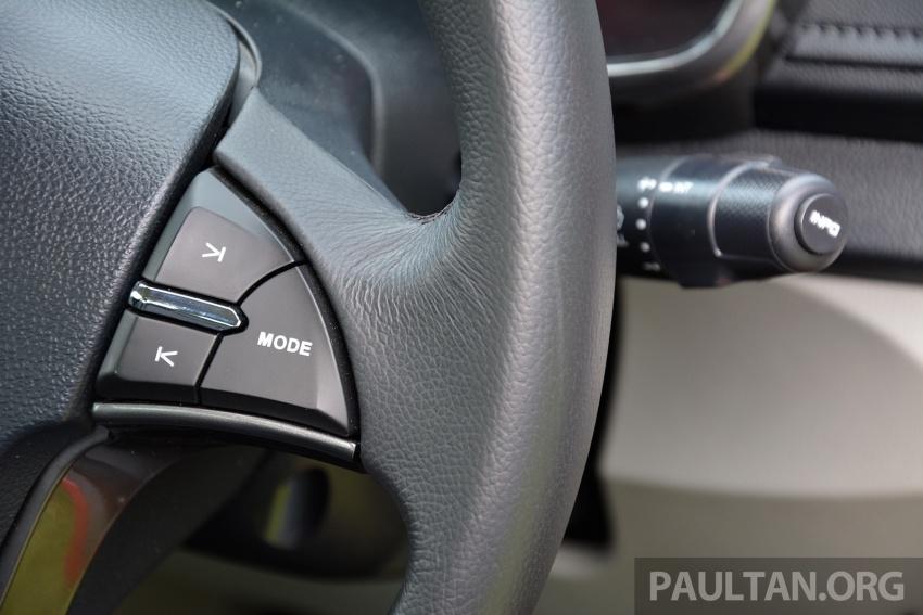 DRIVEN: 2016 Proton Persona 1.6 CVT, what segment? Image #551190