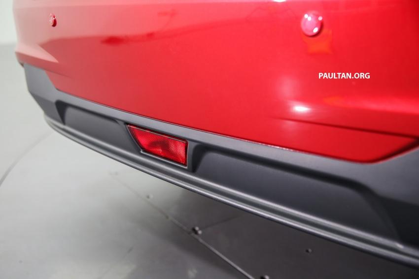 Proton Saga 2016 kini dilancarkan secara rasmi – 4 varian, 1.3L VVT, dari RM36,800 hingga RM45,800 Image #554569