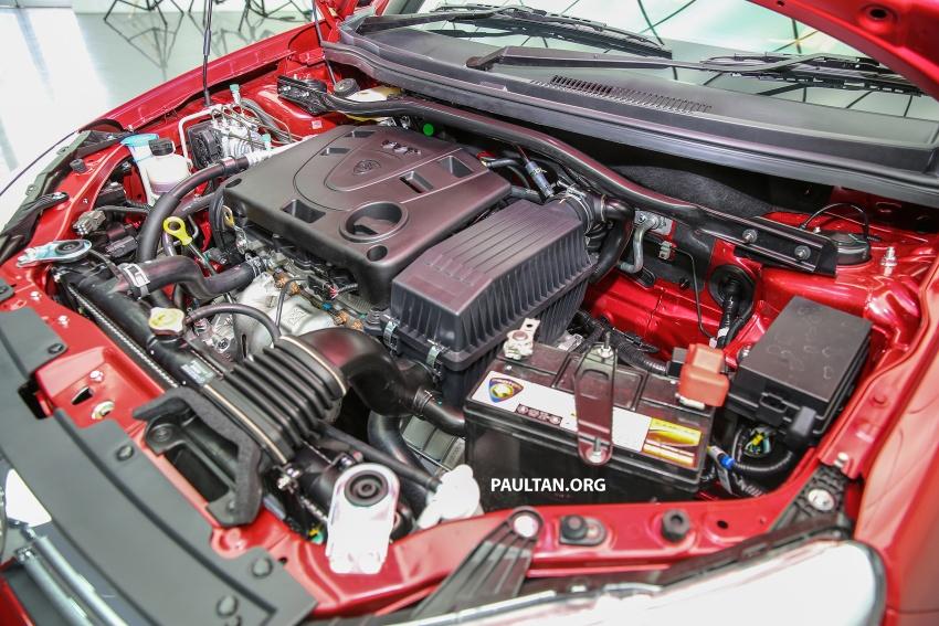 Proton Saga 2016 kini dilancarkan secara rasmi – 4 varian, 1.3L VVT, dari RM36,800 hingga RM45,800 Image #554573