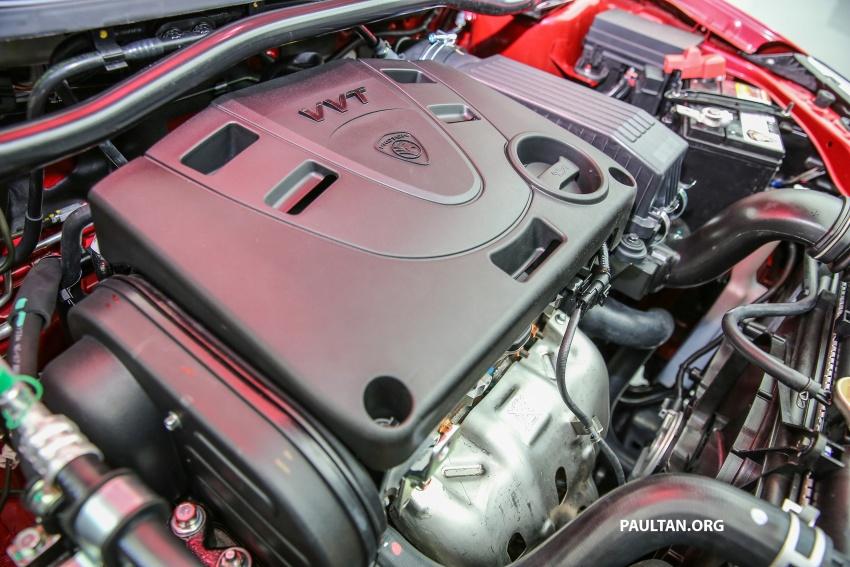 Proton Saga 2016 kini dilancarkan secara rasmi – 4 varian, 1.3L VVT, dari RM36,800 hingga RM45,800 Image #554574