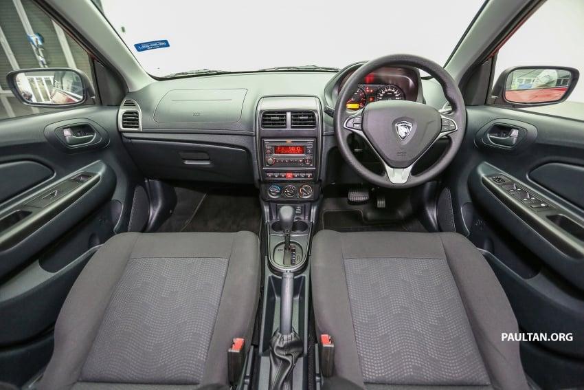 Proton Saga 2016 kini dilancarkan secara rasmi – 4 varian, 1.3L VVT, dari RM36,800 hingga RM45,800 Image #554577