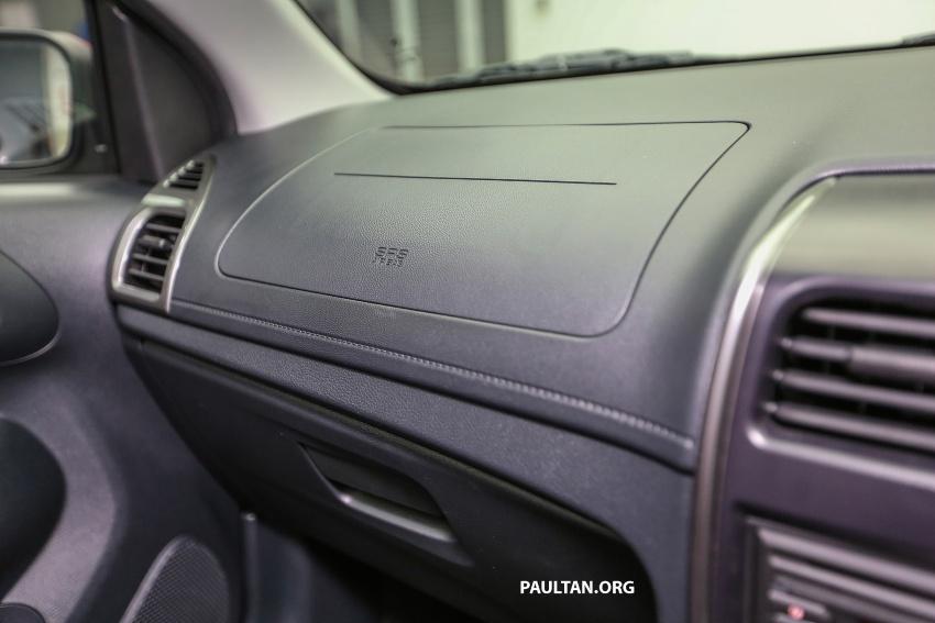 Proton Saga 2016 kini dilancarkan secara rasmi – 4 varian, 1.3L VVT, dari RM36,800 hingga RM45,800 Image #554588