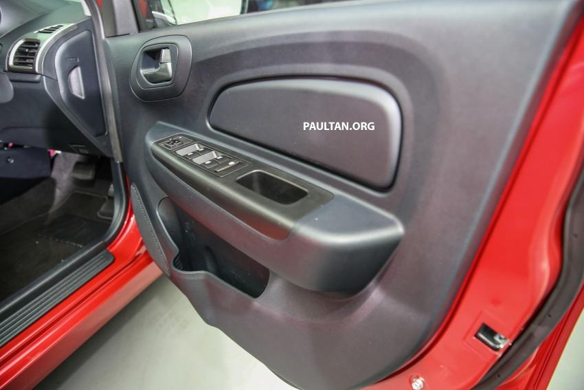 Proton Saga 2016 kini dilancarkan secara rasmi – 4 varian, 1.3L VVT, dari RM36,800 hingga RM45,800 Image #554592