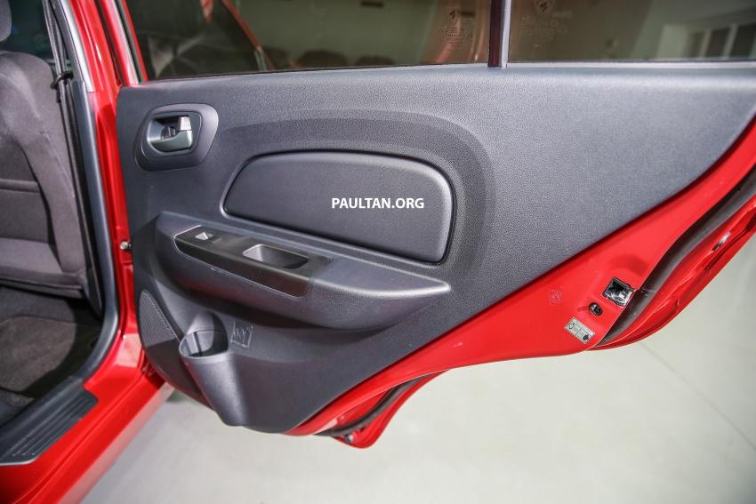 Proton Saga 2016 kini dilancarkan secara rasmi – 4 varian, 1.3L VVT, dari RM36,800 hingga RM45,800 Image #554594
