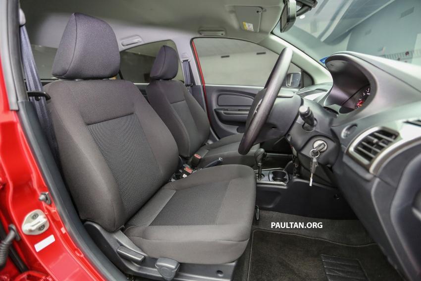 Proton Saga 2016 kini dilancarkan secara rasmi – 4 varian, 1.3L VVT, dari RM36,800 hingga RM45,800 Image #554532