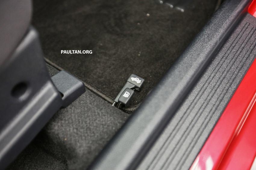 Proton Saga 2016 kini dilancarkan secara rasmi – 4 varian, 1.3L VVT, dari RM36,800 hingga RM45,800 Image #554599