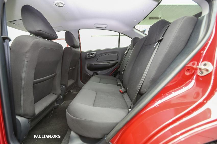 Proton Saga 2016 kini dilancarkan secara rasmi – 4 varian, 1.3L VVT, dari RM36,800 hingga RM45,800 Image #554600