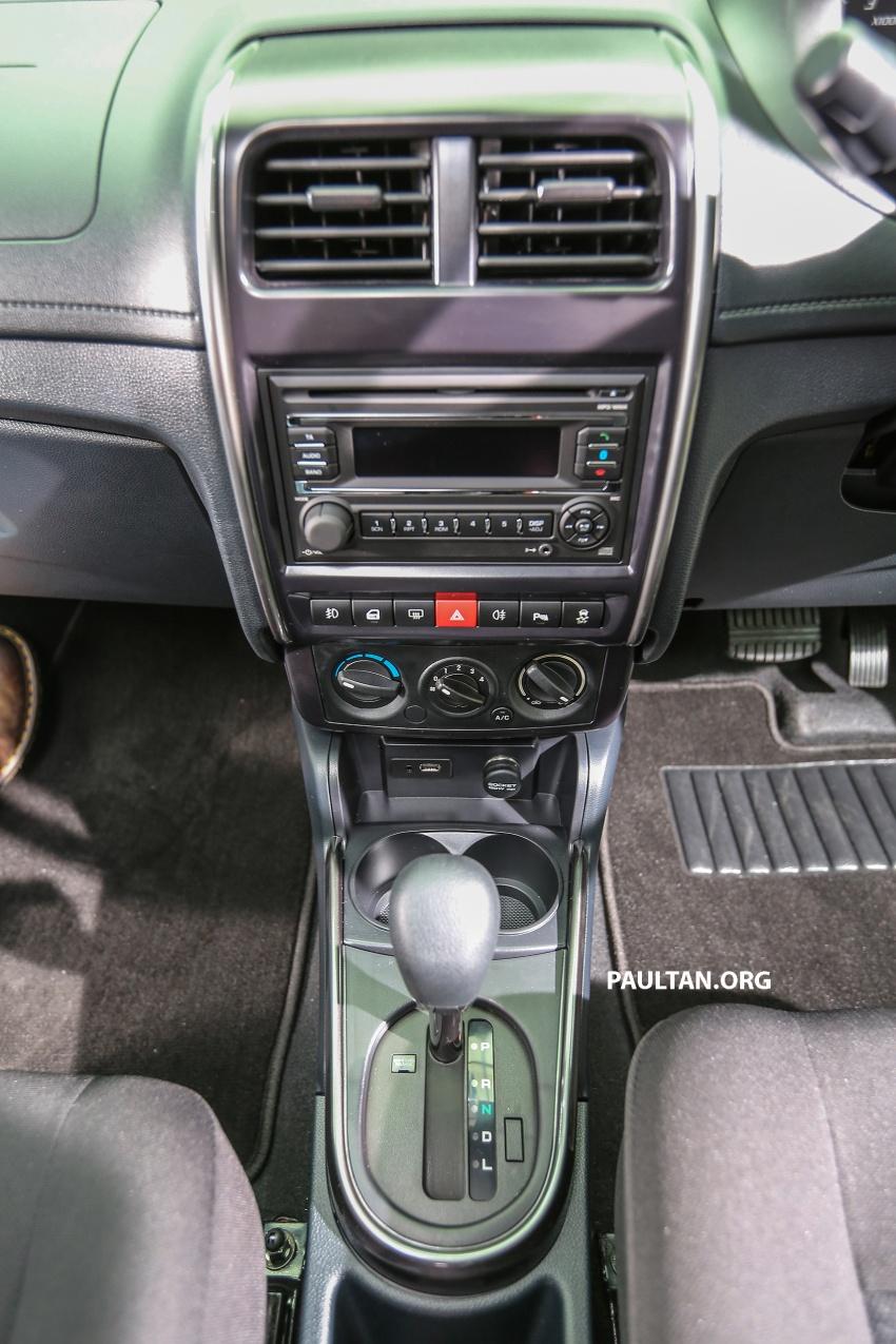 Proton Saga 2016 kini dilancarkan secara rasmi – 4 varian, 1.3L VVT, dari RM36,800 hingga RM45,800 Image #554581