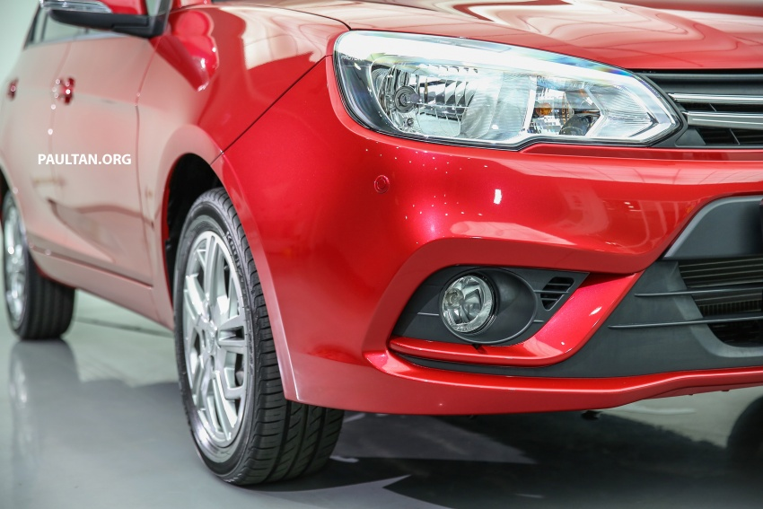 2016 Proton Saga 1.3L launched – RM37k to RM46k Image #554476