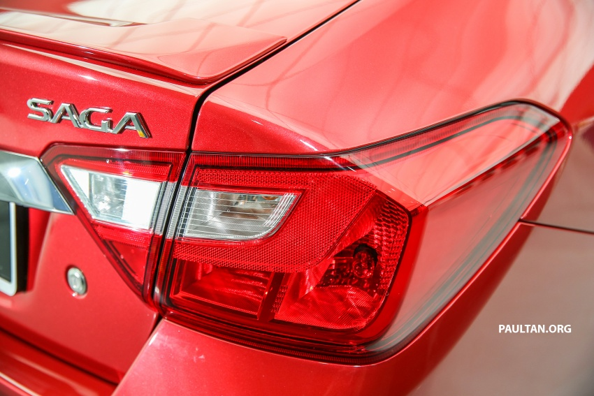 2016 Proton Saga 1.3L launched – RM37k to RM46k Image #554489