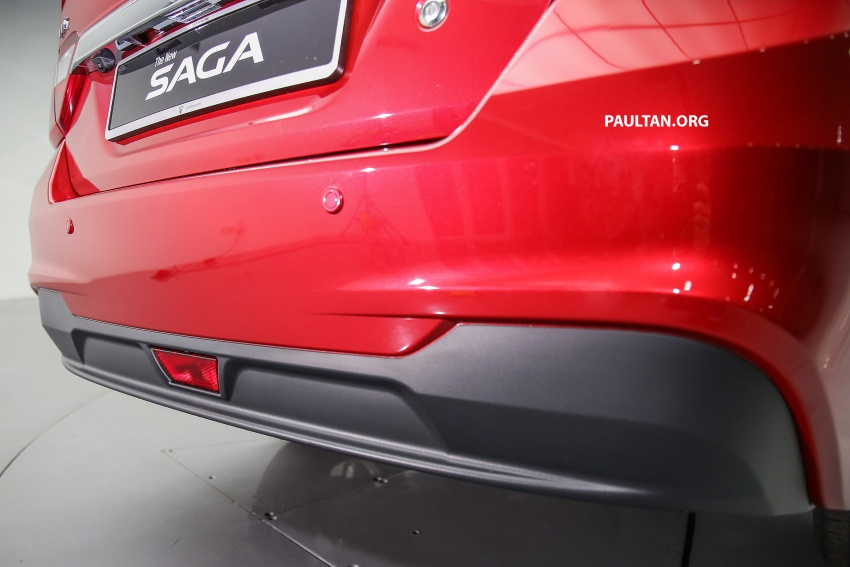 2016 Proton Saga 1.3L launched – RM37k to RM46k Image #554494
