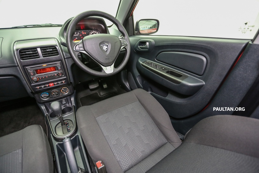 2016 Proton Saga 1.3L launched – RM37k to RM46k Image #554503