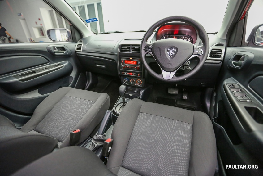 2016 Proton Saga 1.3L launched – RM37k to RM46k Image #554504