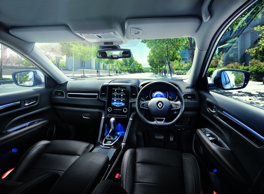 2016 Renault Koleos 2.5L launched in M'sia – RM173k Image #542397