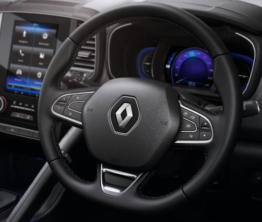 2016 Renault Koleos 2.5L launched in M'sia – RM173k Image #542405