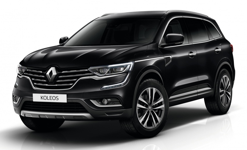 2016 Renault Koleos 2.5L launched in M'sia – RM173k Image #542355