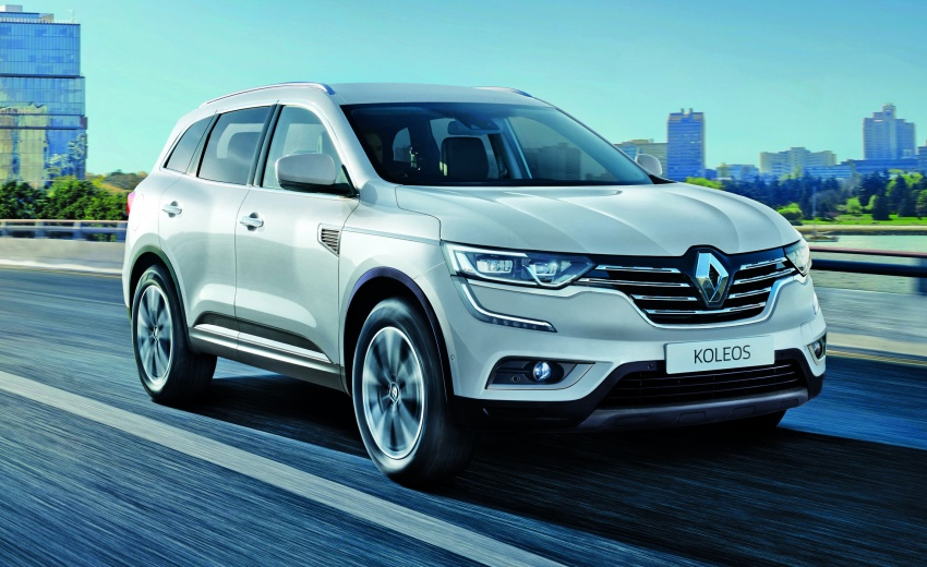 2016 Renault Koleos 2.5L launched in M'sia – RM173k Image #542364
