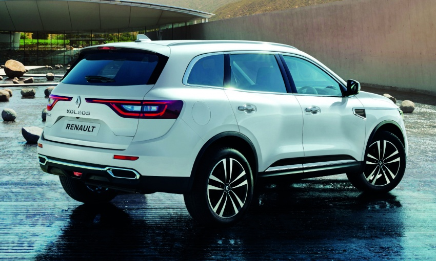 2016 Renault Koleos 2.5L launched in M'sia – RM173k Image #542367