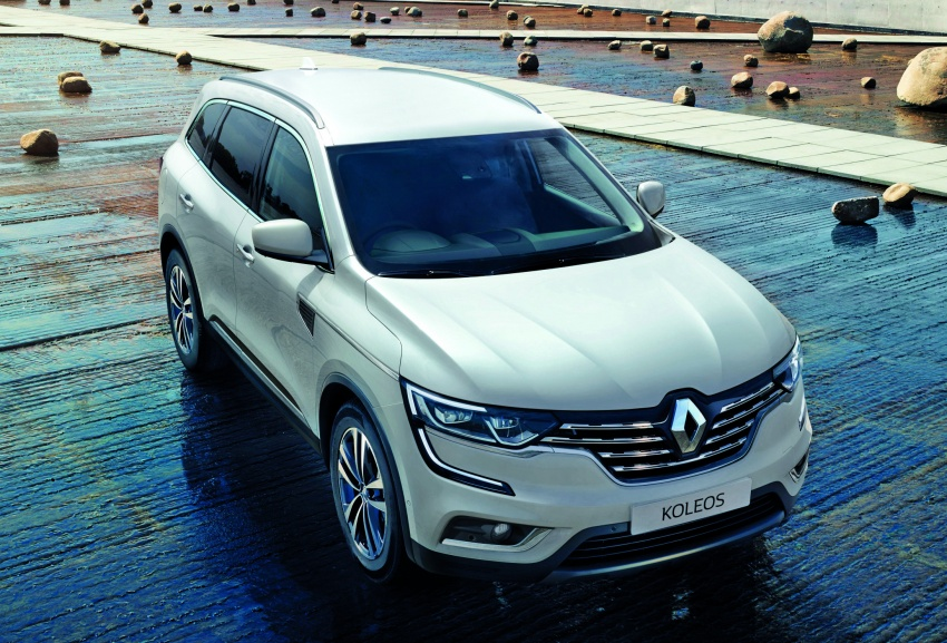 2016 Renault Koleos 2.5L launched in M'sia – RM173k Image #542368