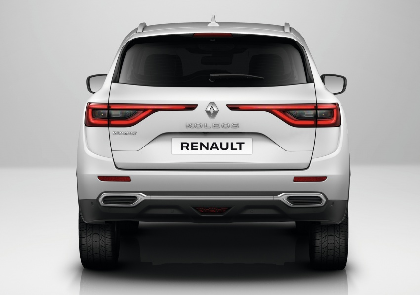 2016 Renault Koleos 2.5L launched in M'sia – RM173k Image #542369