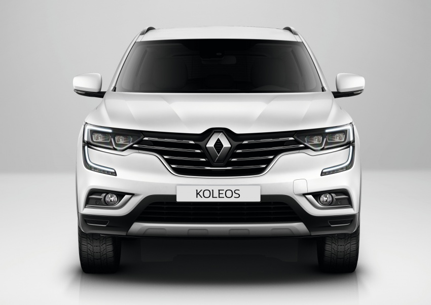 2016 Renault Koleos 2.5L launched in M'sia – RM173k Image #542370