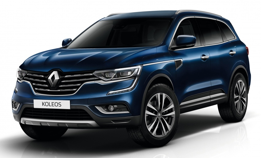2016 Renault Koleos 2.5L launched in M'sia – RM173k Image #542356