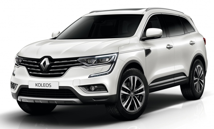 2016 Renault Koleos 2.5L launched in M'sia – RM173k Image #542357