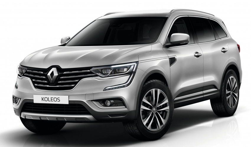 2016 Renault Koleos 2.5L launched in M'sia – RM173k Image #542358