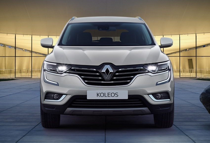 2016 Renault Koleos 2.5L launched in M'sia – RM173k Image #542361
