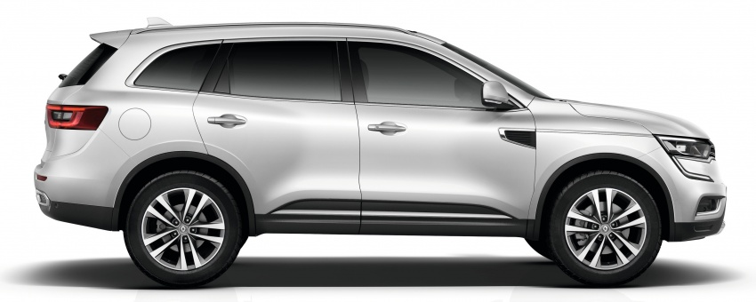 2016 Renault Koleos 2.5L launched in M'sia – RM173k Image #542363
