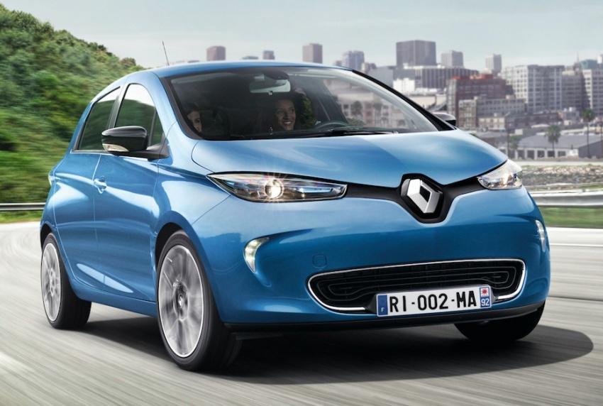 Renault umum ZOE EV bakal dilengkapi bateri Z.E 40, mampu dipandu dalam jarak 400 km dengan sekali cas Image #556287