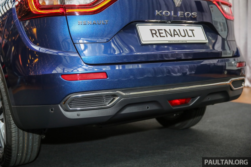 2016 Renault Koleos 2.5L launched in M'sia – RM173k Image #542202