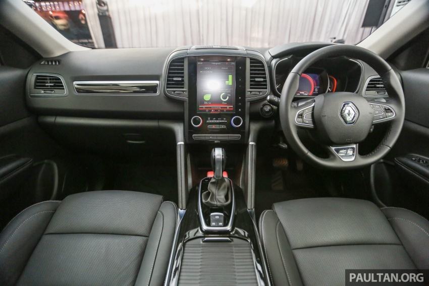 2016 Renault Koleos 2.5L launched in M'sia – RM173k Image #542231