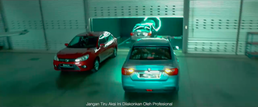 2016 Proton Saga fully revealed in new teaser video! Image #553345