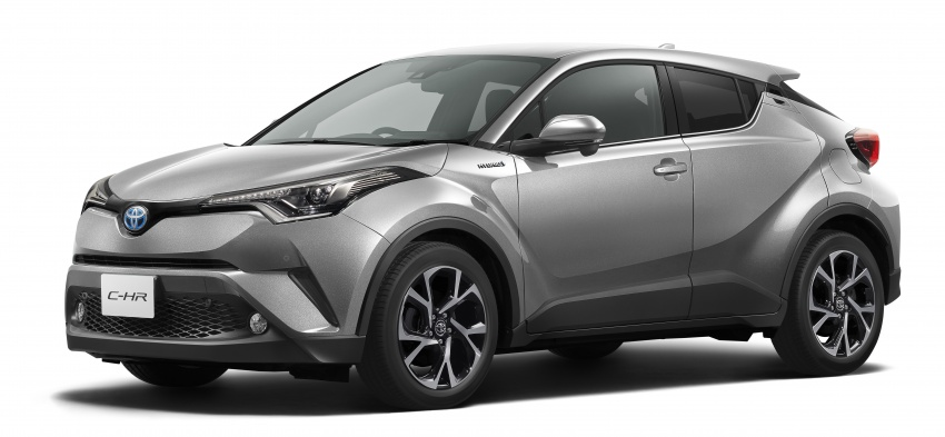 Toyota C-HR – initial specifications for Japan revealed Image #555059
