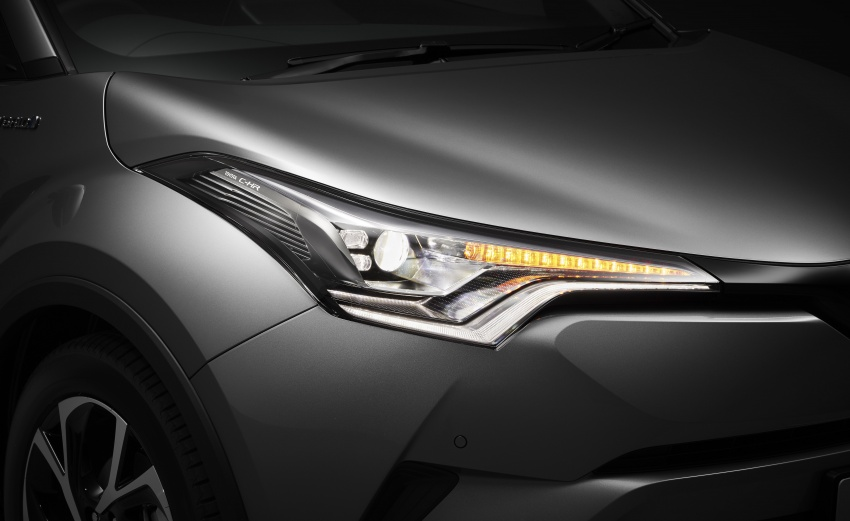 Toyota C-HR – initial specifications for Japan revealed Image #555049