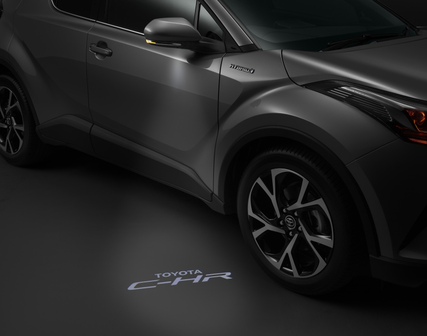 Toyota C-HR – initial specifications for Japan revealed Image #555050