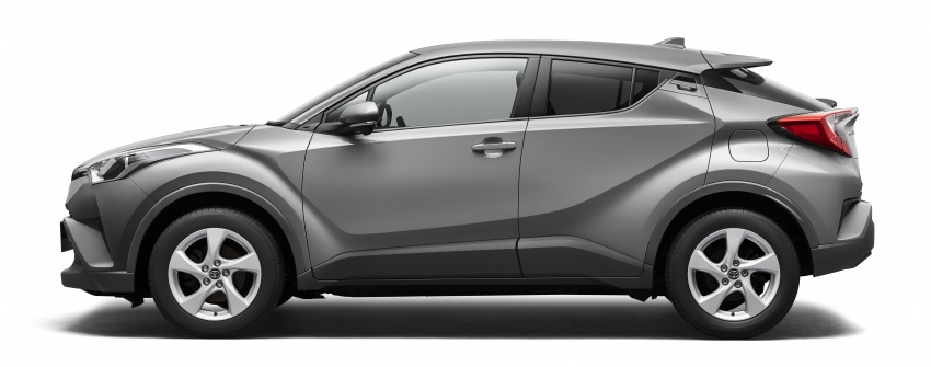 Toyota C-HR – initial specifications for Japan revealed Image #555060