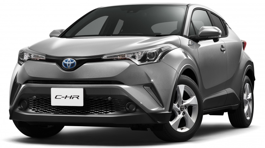 Toyota C-HR – initial specifications for Japan revealed Image #555061