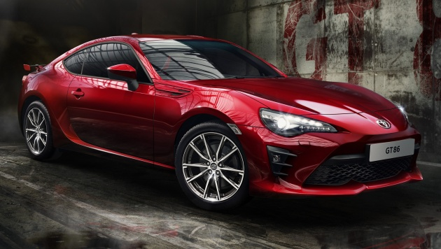 Second Gen Toyota 86 Confirmed To Surface In 2018 19