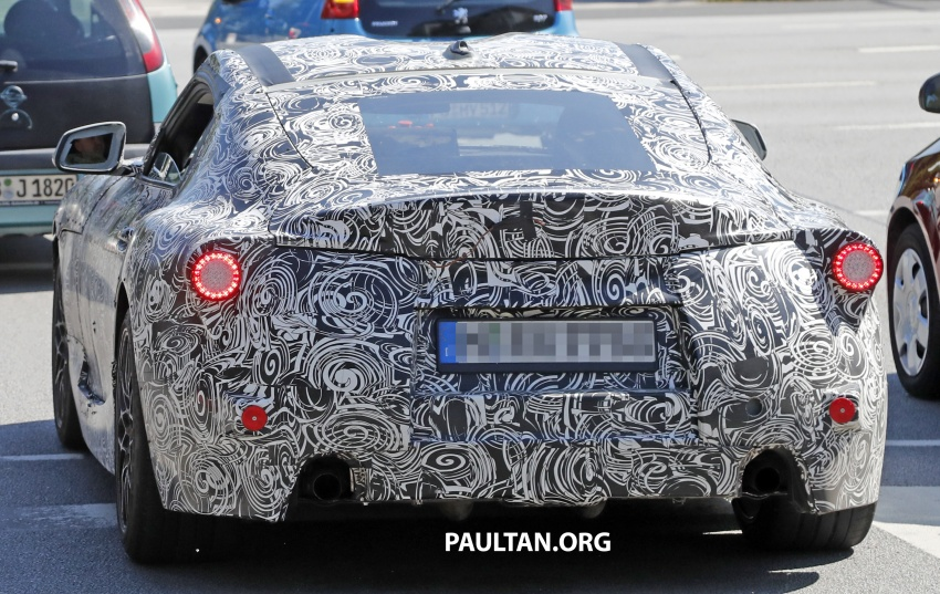 SPYSHOTS: Toyota Supra captured for the first time! Image #546874
