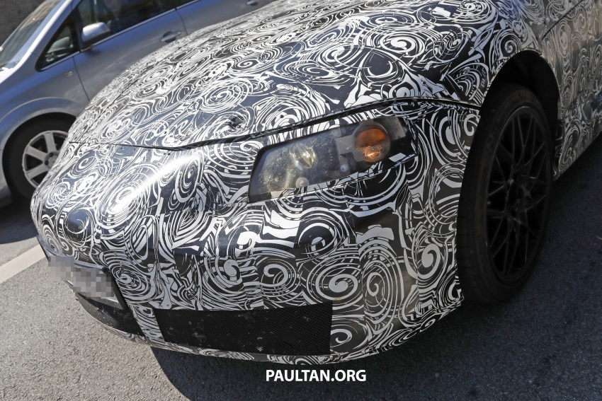 SPYSHOTS: Toyota Supra captured for the first time! Image #546875